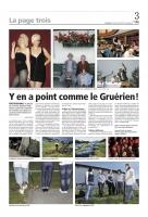 La Gruyere | article de Presse